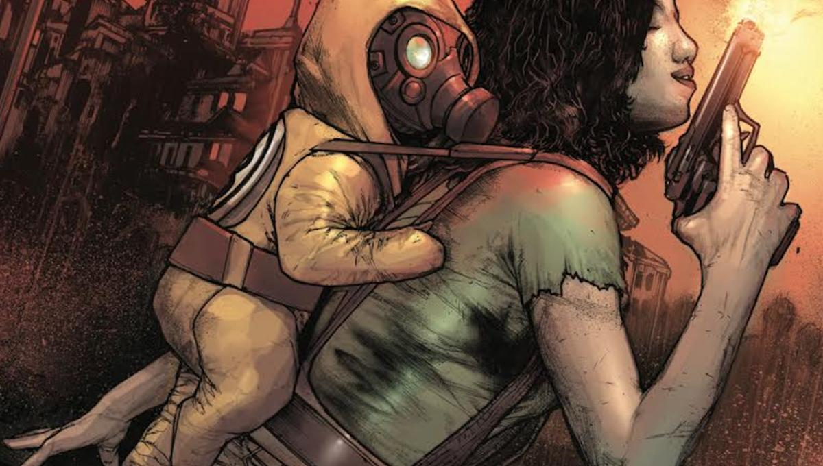 Jonathan Maberry and Alex Sanchez release deadly pathogens in IDW's