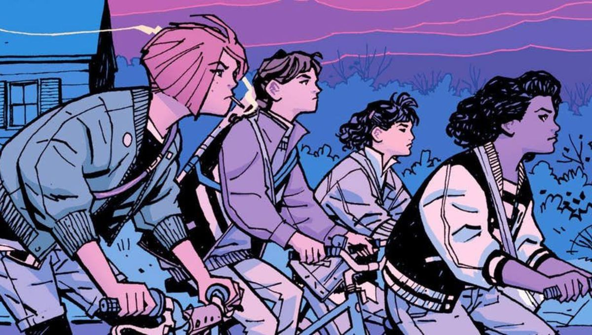 Paper Girls: The ups, downs, and why this comic was made for TV