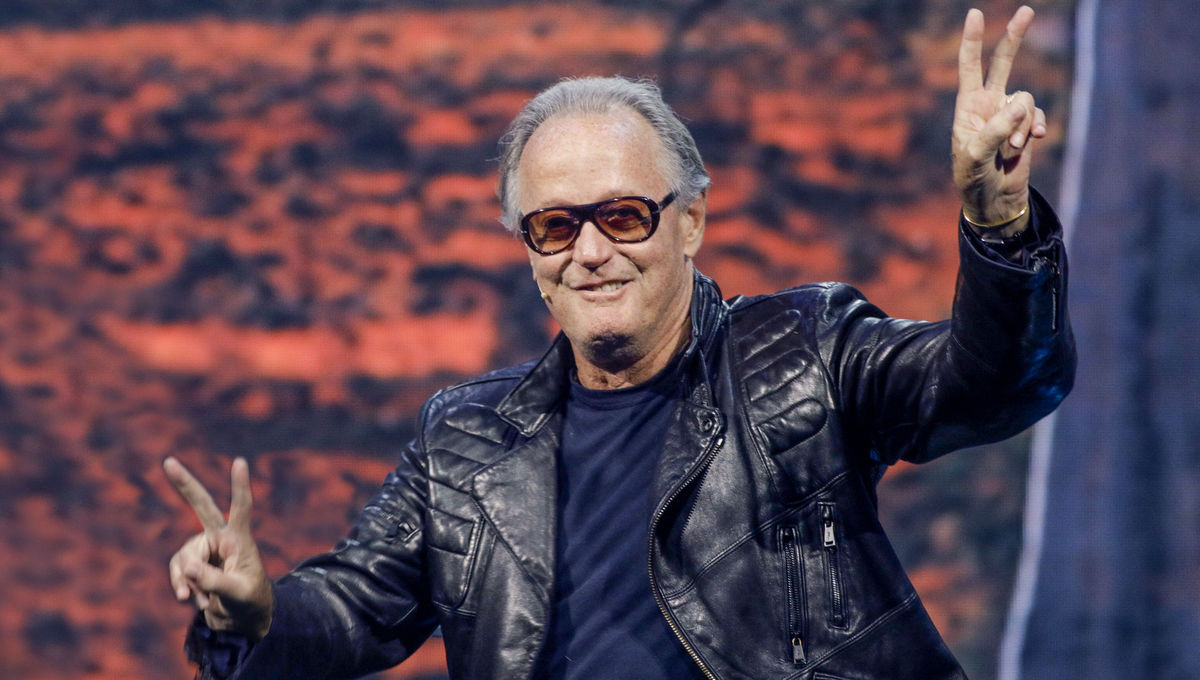 Screen icon Peter Fonda dead at 79
