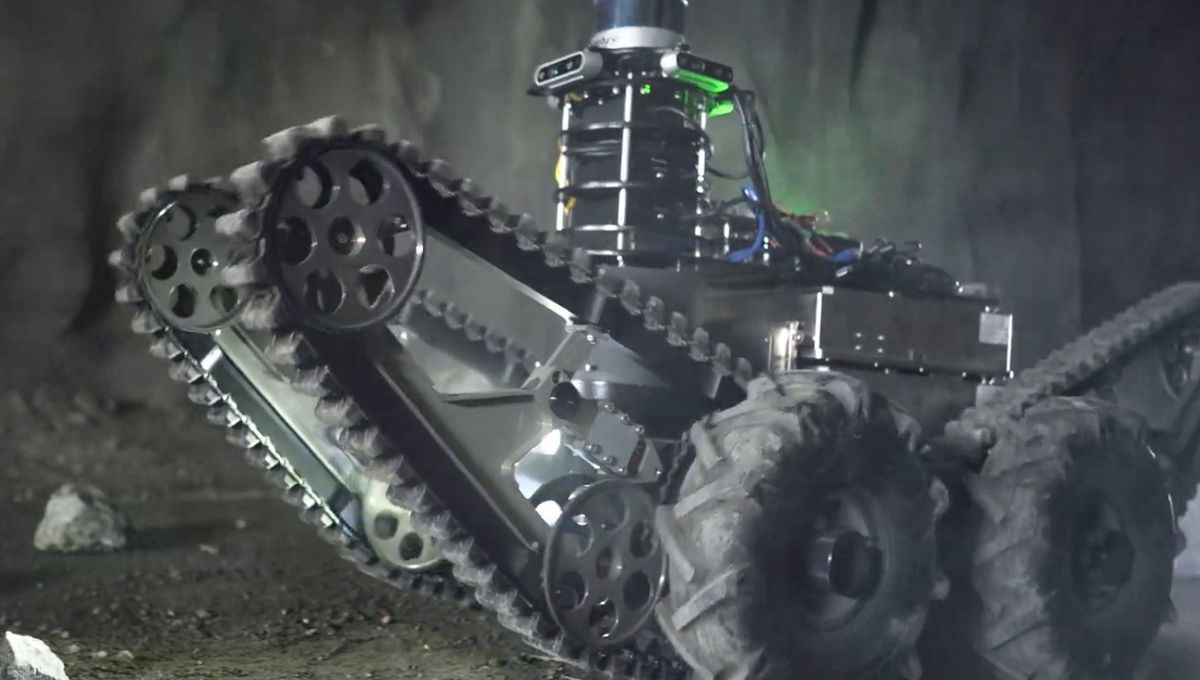 NASA is on a quest to win the ultimate robotic underground explorer