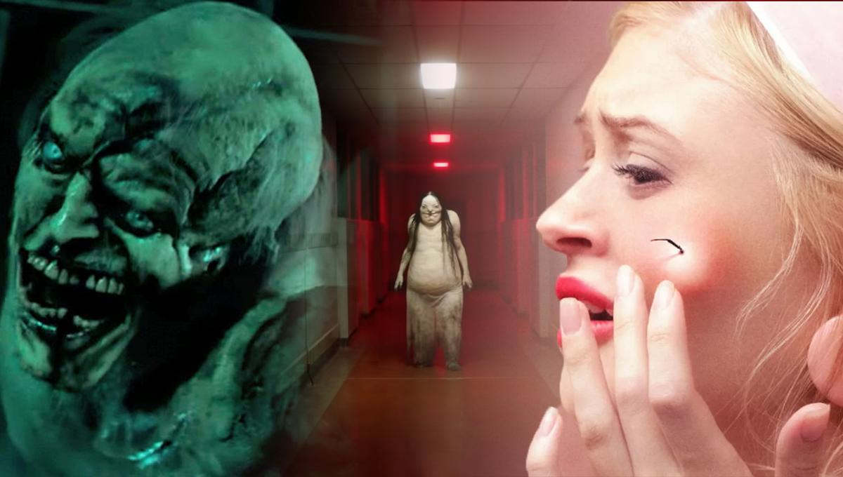 All the scary stories in the Scary Stories to Tell in the Dark movie