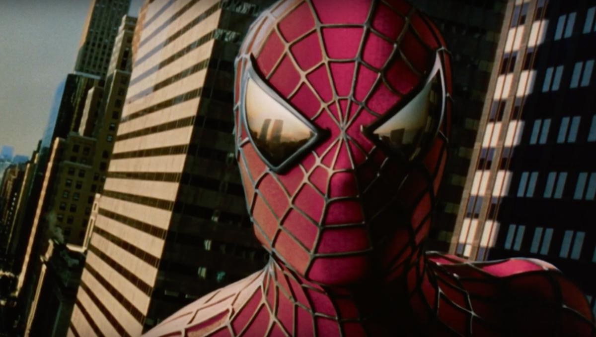 Watch: 'Lost' Twin Towers teaser for Sam Raimi's Spider-Man remastered from original print