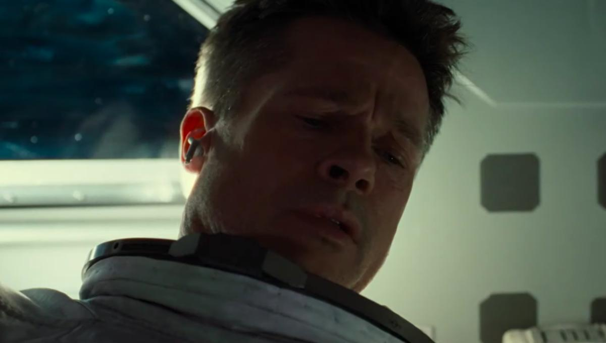 Brad Pitt blasts off to save the solar system in IMAX trailer for