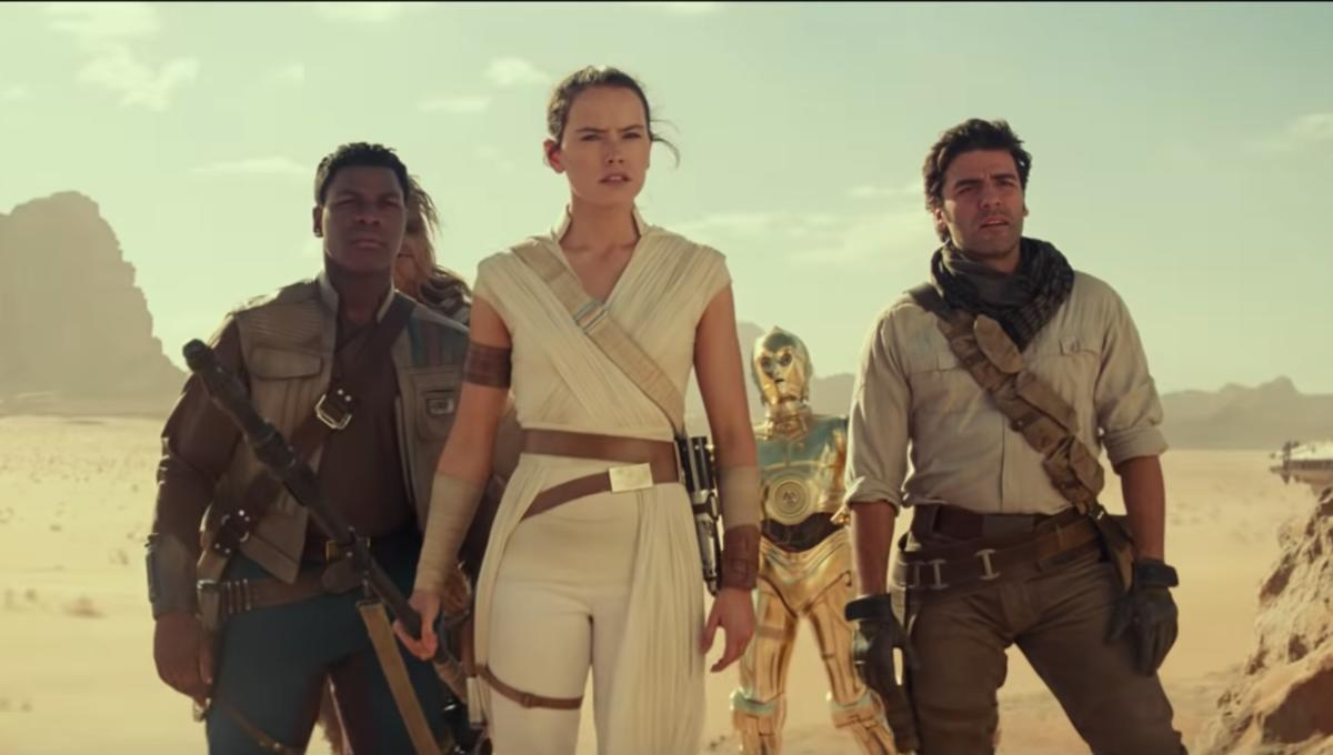 The one that's just all Star Wars [Strong Female Characters #55]