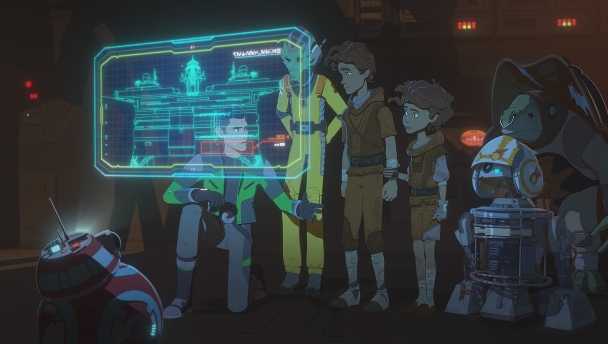 Star Wars Resistance releases trailer for second and final season