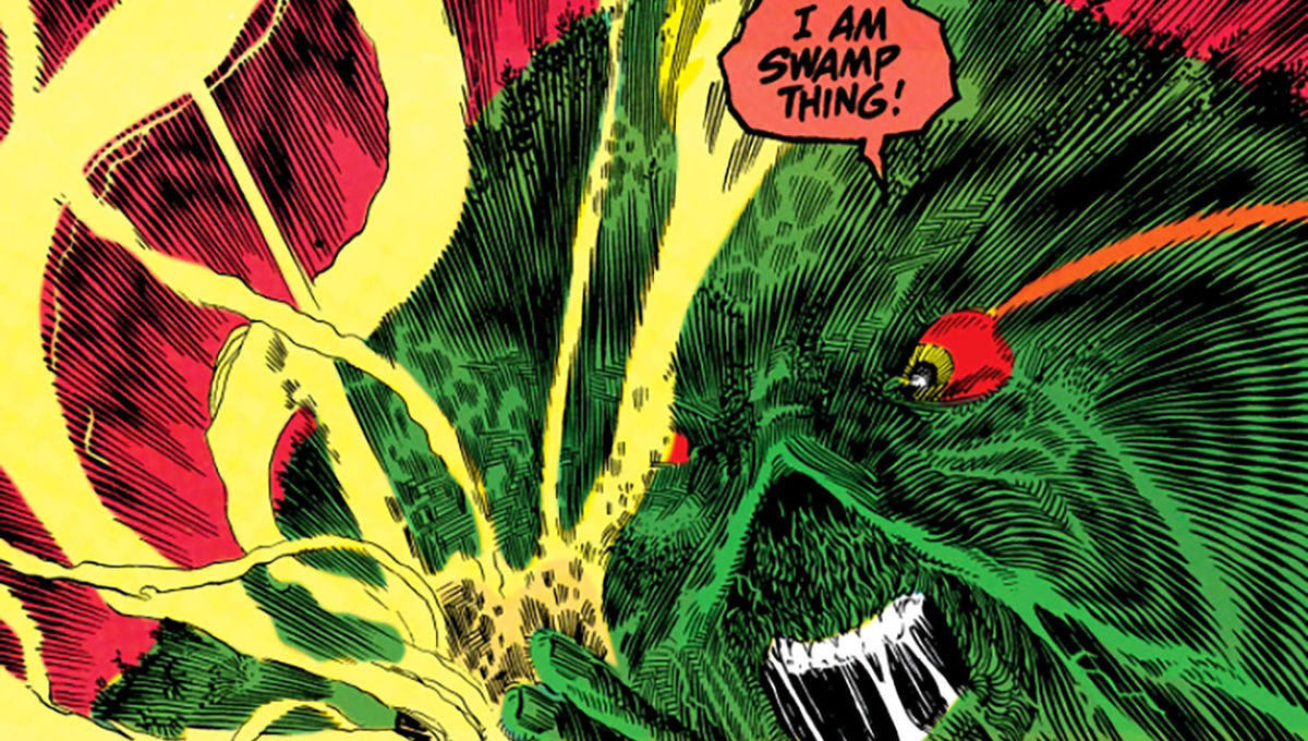 Looking back on Nancy Collins' Swamp Thing