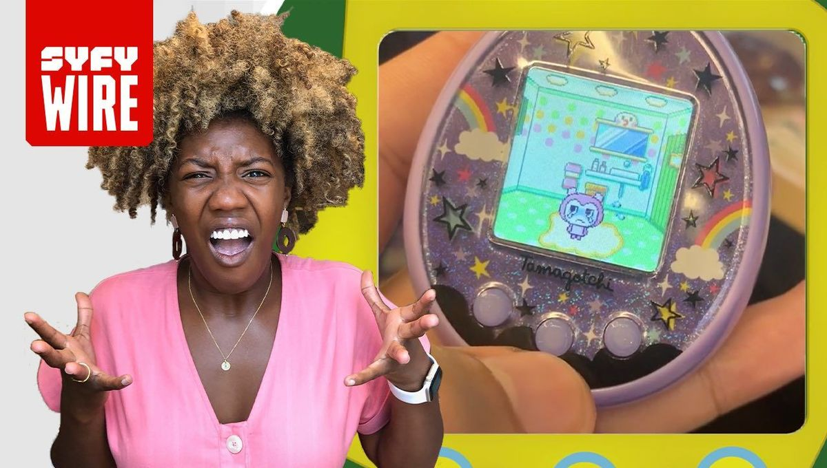 The Tamagotchi Challenge! Can we keep digital pets alive?