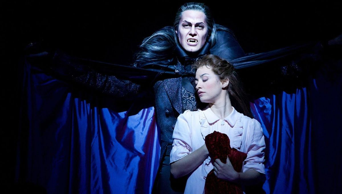 Dance of the Vampires is the best and worst vampire musical ever made