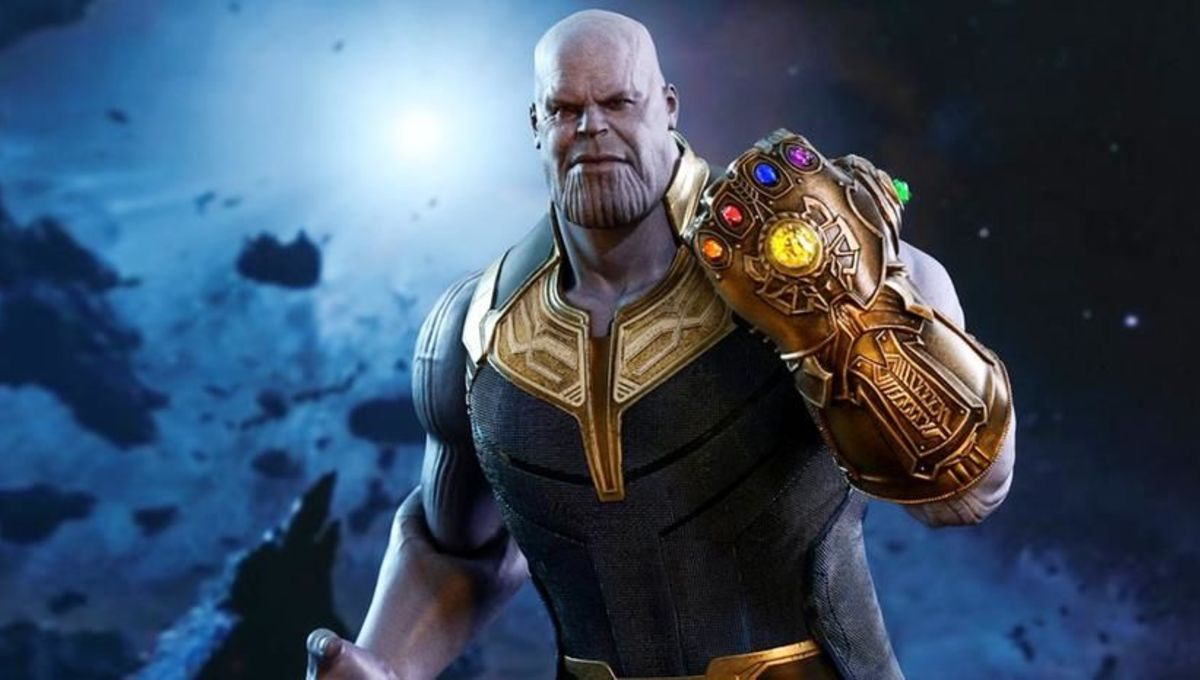 Chosen One of the Day: This twerking Thicc Thanos