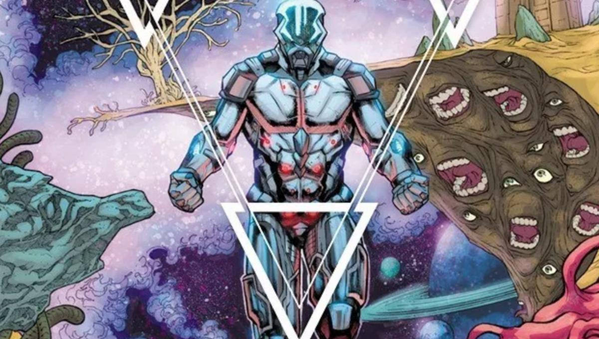 Truth and identity align in Phillip Sevy's new creator-owned sci-fi