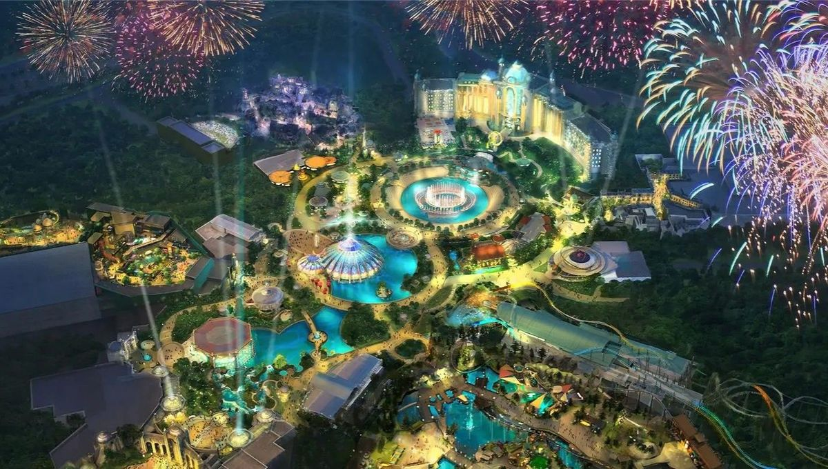 Universal announces new Epic Universe theme park coming to Orlando