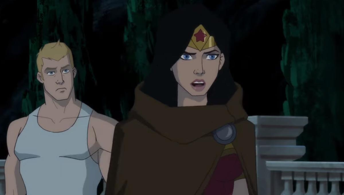 Wonder Woman: Bloodlines - Rosario Dawson voices Amazon