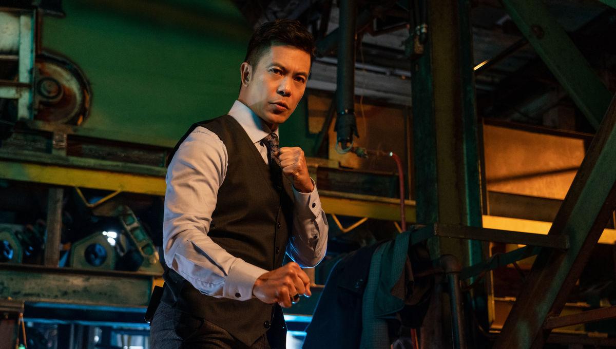 Netflix: Wu Assassin's deadly polite stepdaddy, Byron Mann, is pure fire
