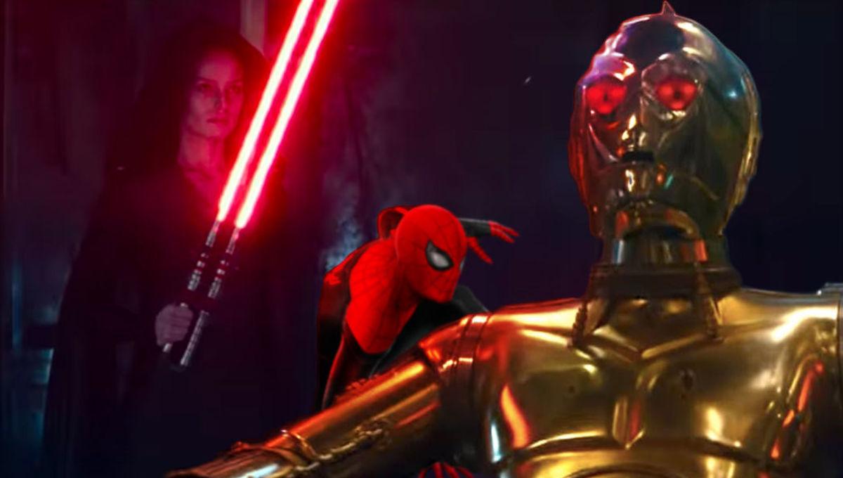 The Week in Fan Theories: Dark Rey, Dark C-3PO, and a bad Spider-Man conspiracy