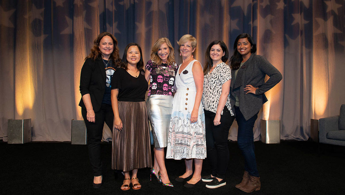 The secrets we learned from the Inspiring Women Behind Star Wars: Galaxy's Edge D23 panel