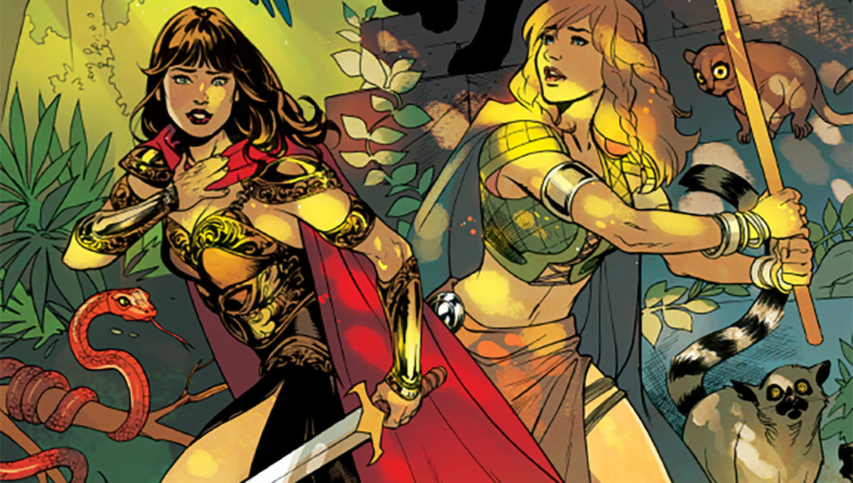 Why the new Xena comic series is a must-read for longtime fans