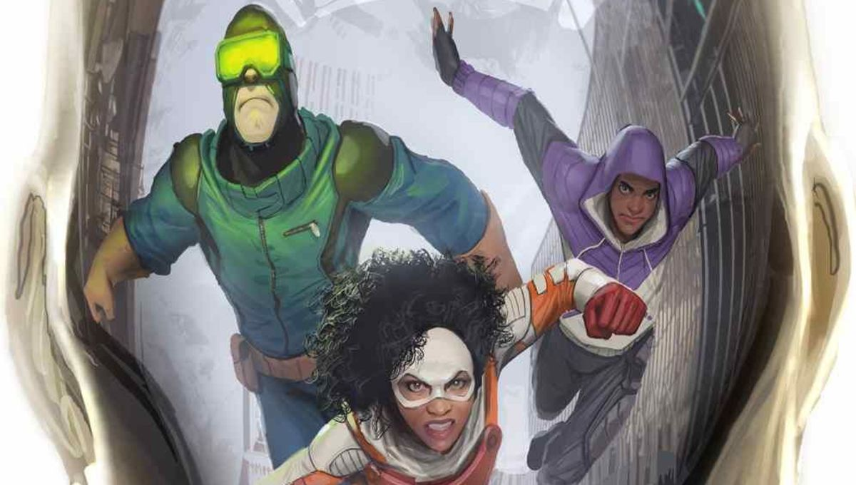 The Catalyst Prime Universe faces extinction in Gail Simone's Seven Days