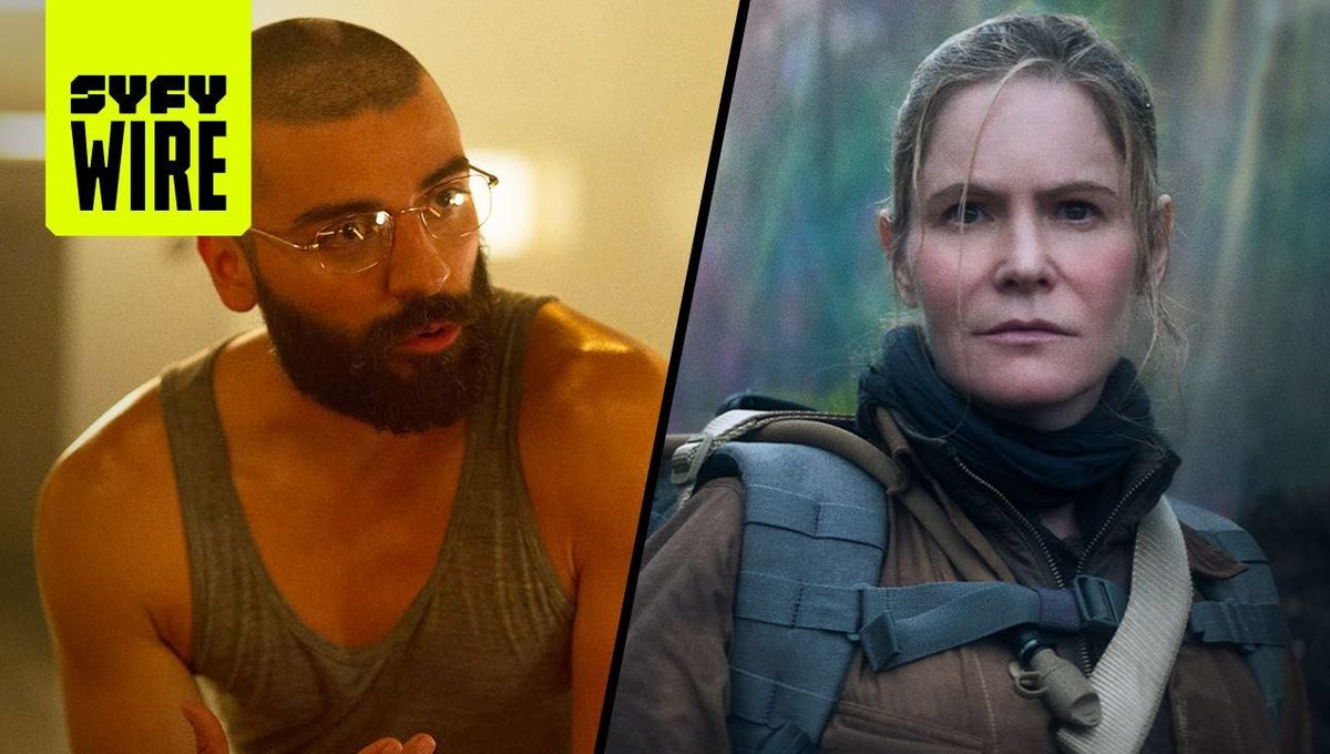How Alex Garland uses color in Annihilation and Ex Machina