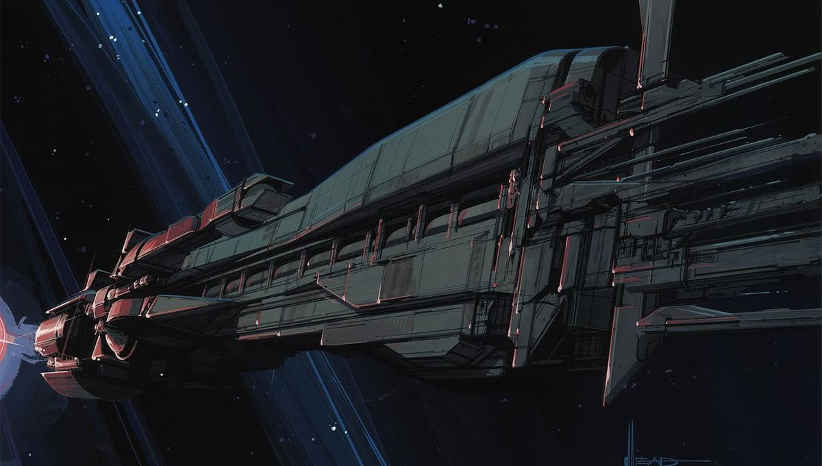 Climb aboard and inspect our sneak peek at Titan Books' new Alien: The Blueprints