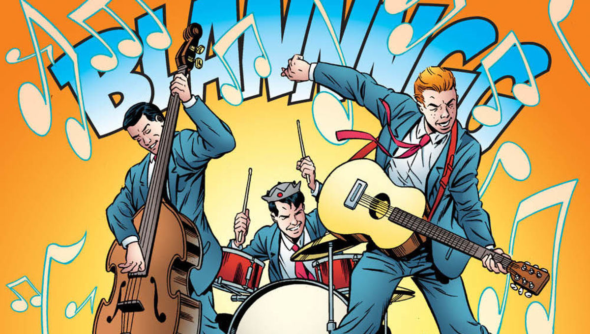 Exclusive: Archie lives alt-history of rock 'n' roll in new Archie: 1955 miniseries
