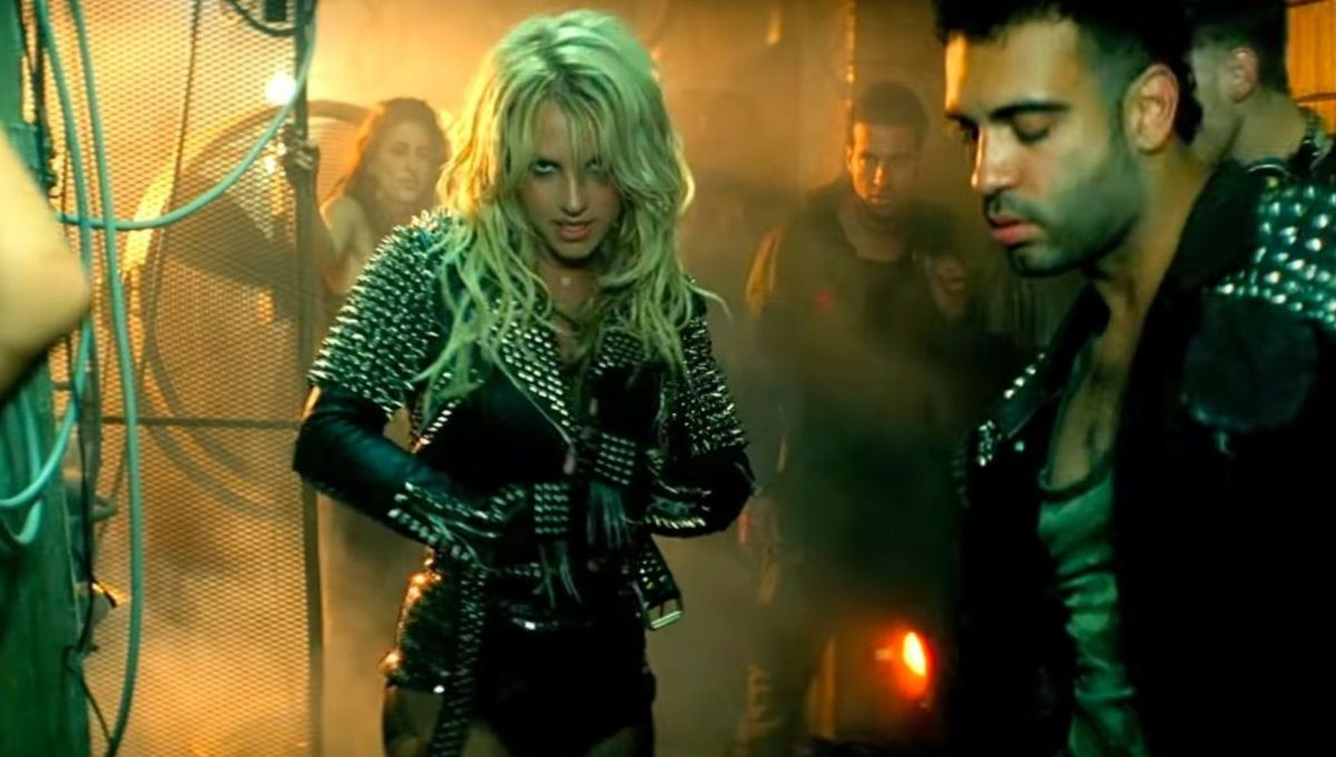 Chosen One of the Day: Britney Spears, queen of the dystopia