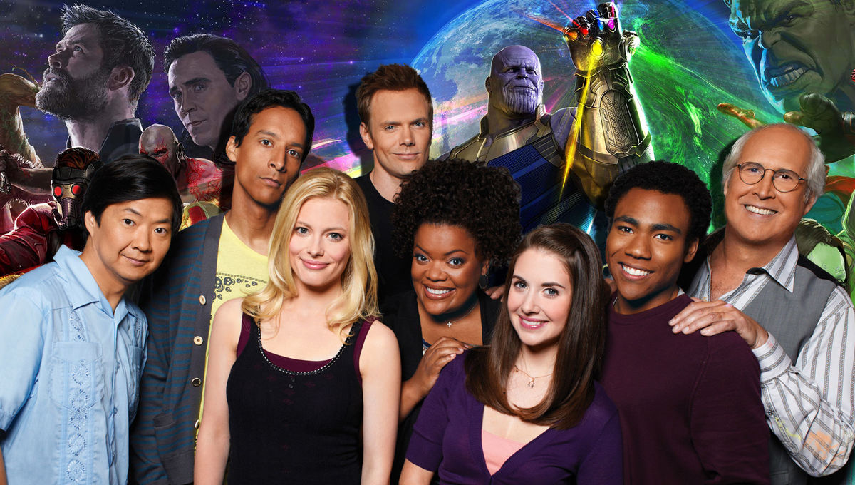 Community was basically the Russo Brothers' Avengers before The Avengers