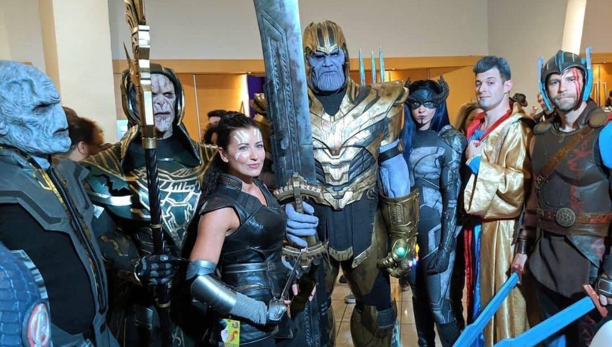 Amazing Cosplay Invades Dragon Con