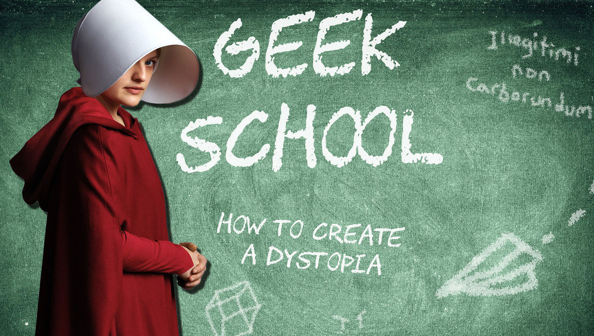 Geek School: How to create a dystopia, with help from the Handmaid's Tale team