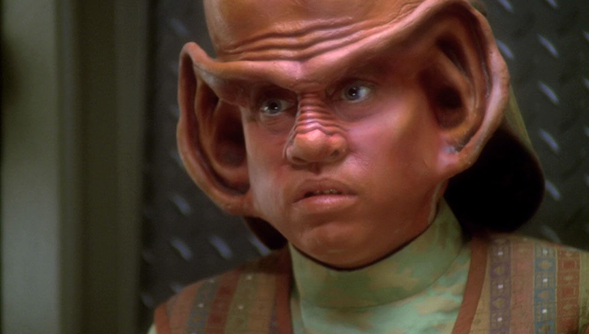 I'll be seeing you: How Aron Eisenberg's Nog became one of Trek's most aspirational characters