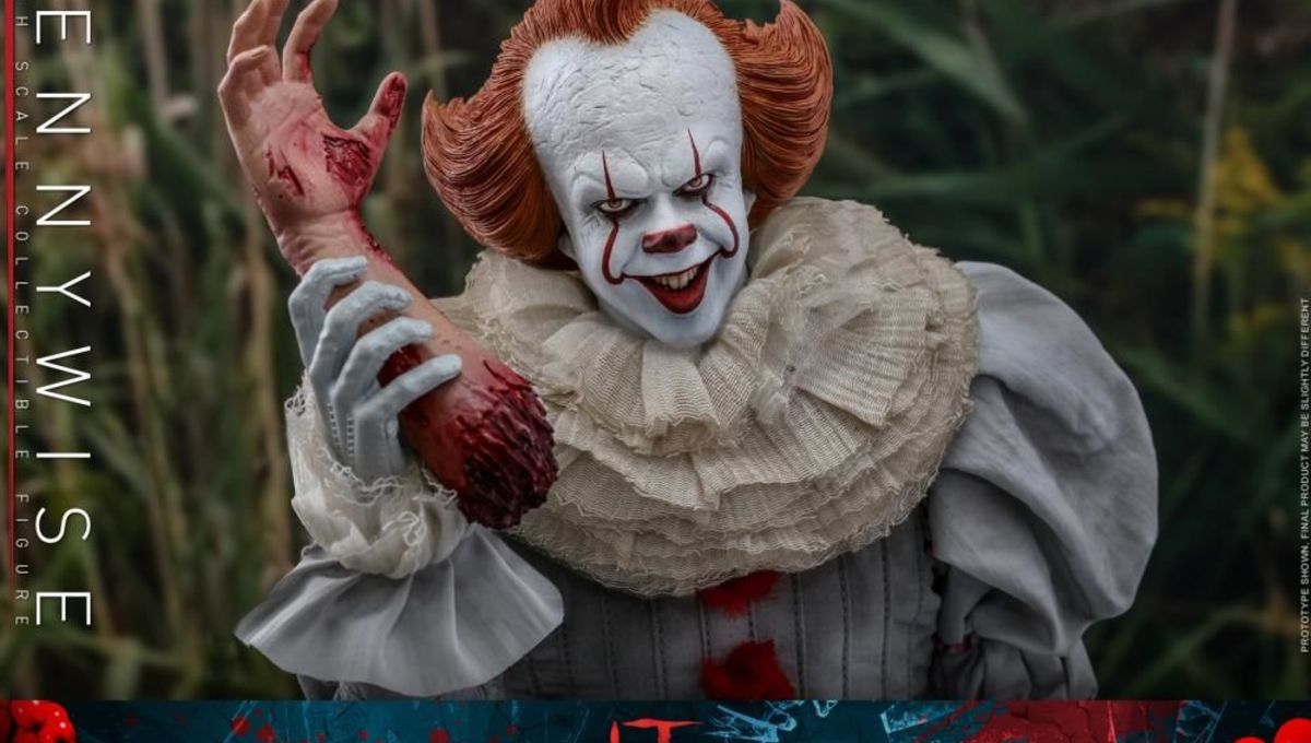 Toy News Pennywise Gets A Life Size Toy And Star Wars