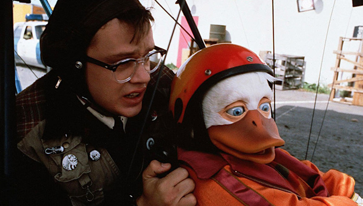 15 Days of Everything Else Day 15: Howard the Duck (1986)