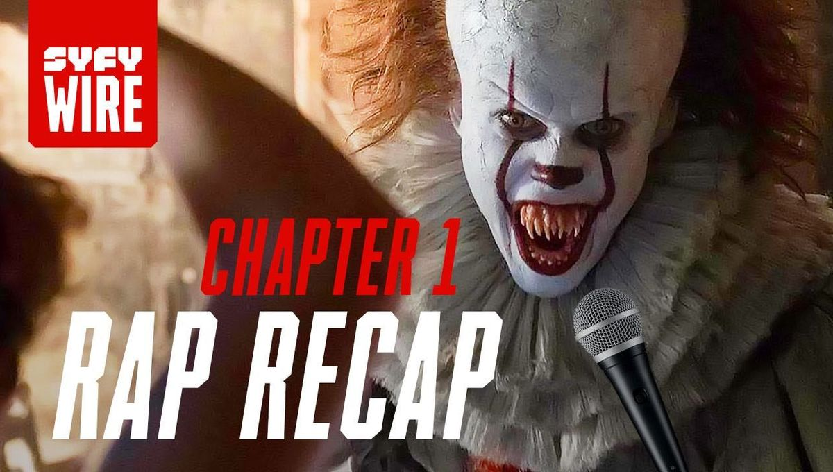 Time to float (and rhyme) with the It: Chapter One rap up