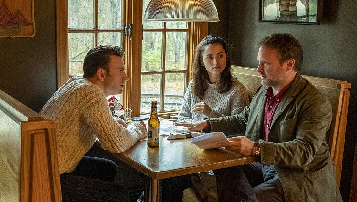 Knives Out director Rian Johnson explains how to build a great whodunnit mystery