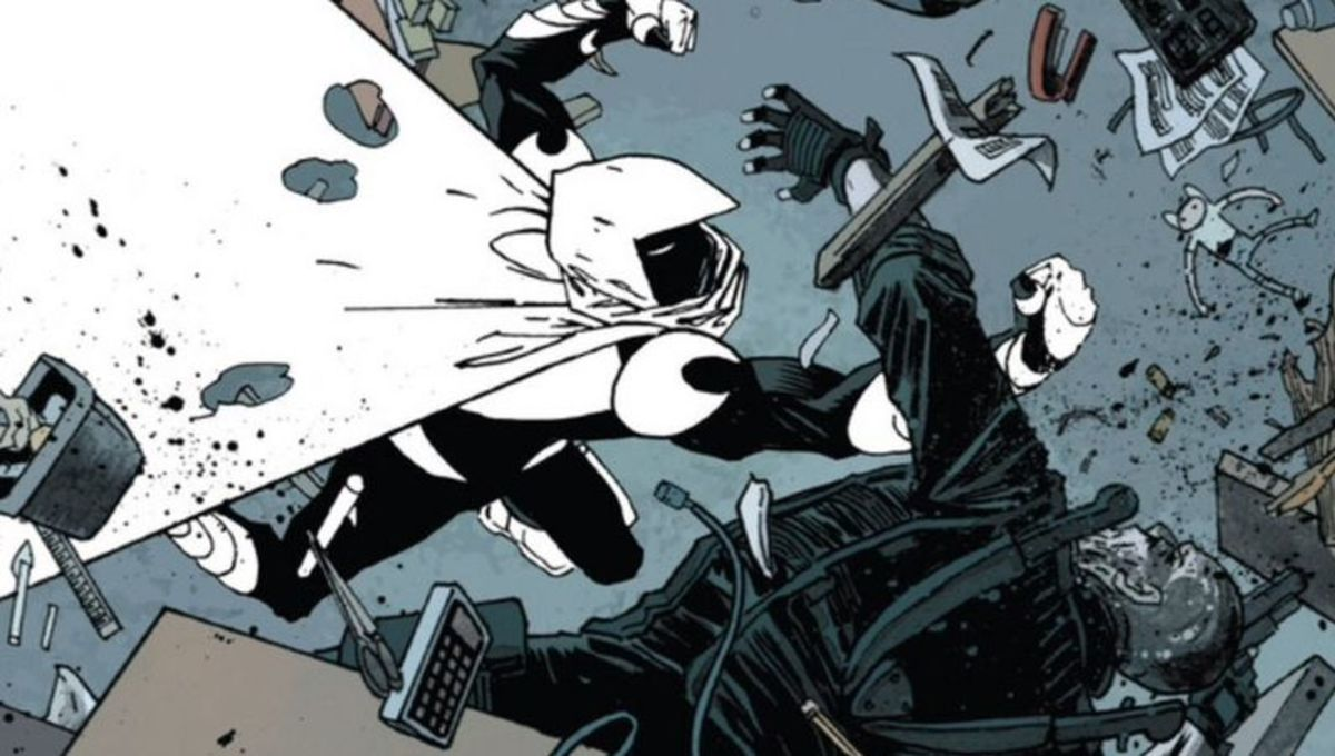 If you're new to the weird world of Moon Knight, this is the place to start