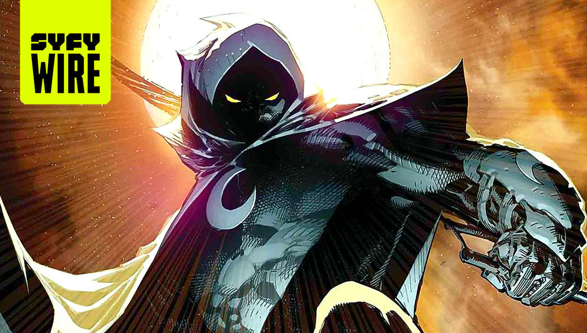 Things you need to know about Marvel's Moon Knight