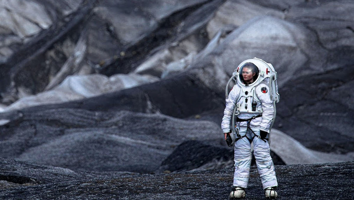 MS1 Mars simulation suit prototype is closest you can get to Mars on Earth