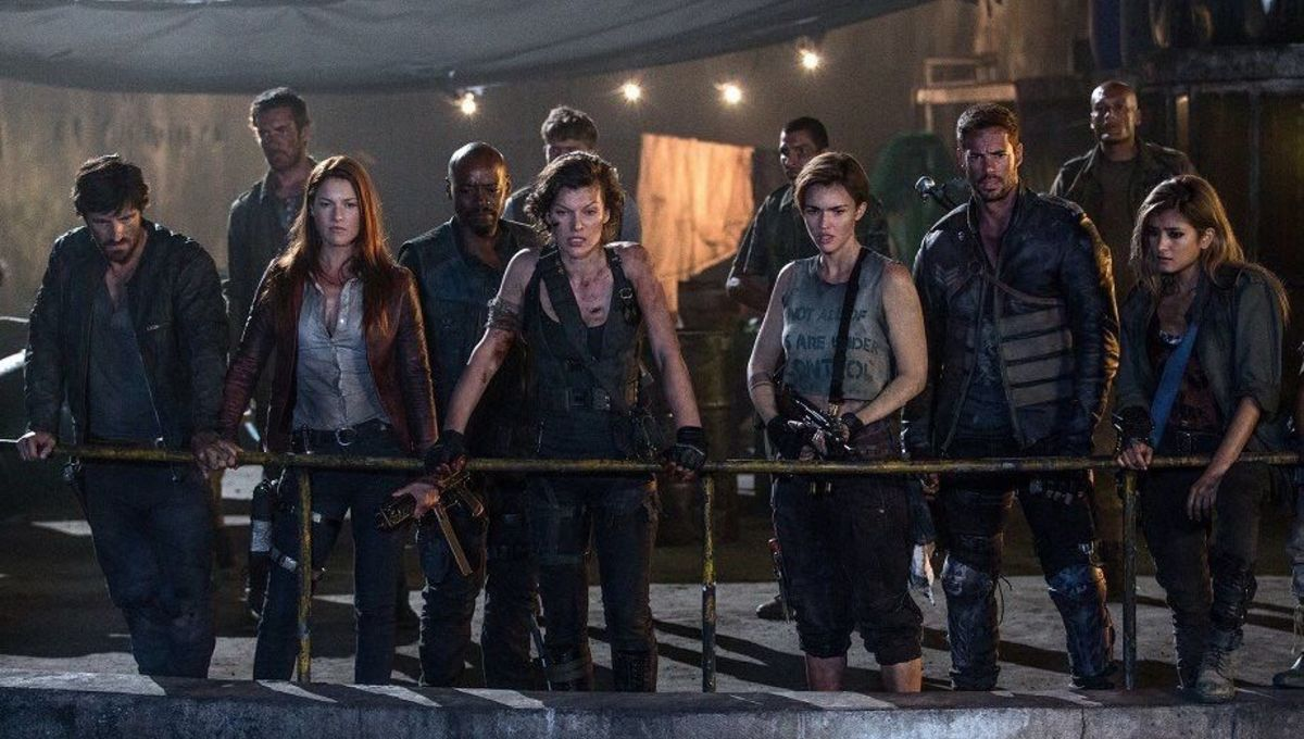 Resident Evil The Final Chapter Producers Sued After Stuntwoman
