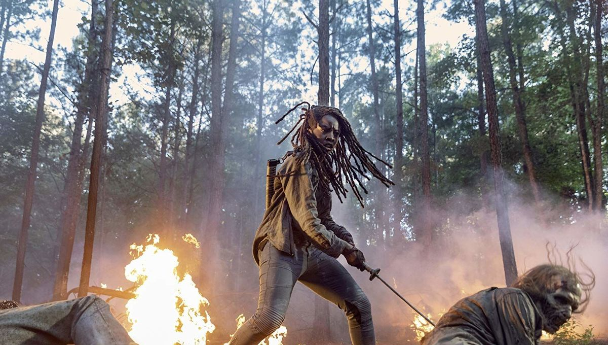Like a zombie, The Walking Dead franchise has 'decades of life left,' says AMC CEO