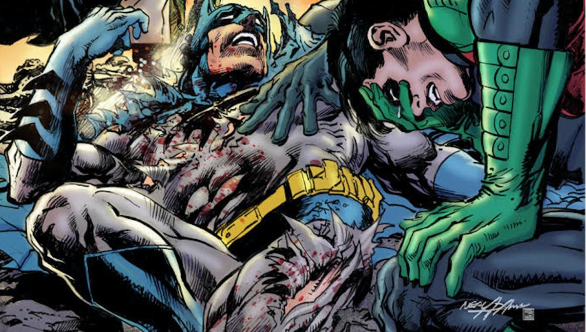 Batman vs. Ra's al Ghul brings the great Neal Adams back to his villainous creation