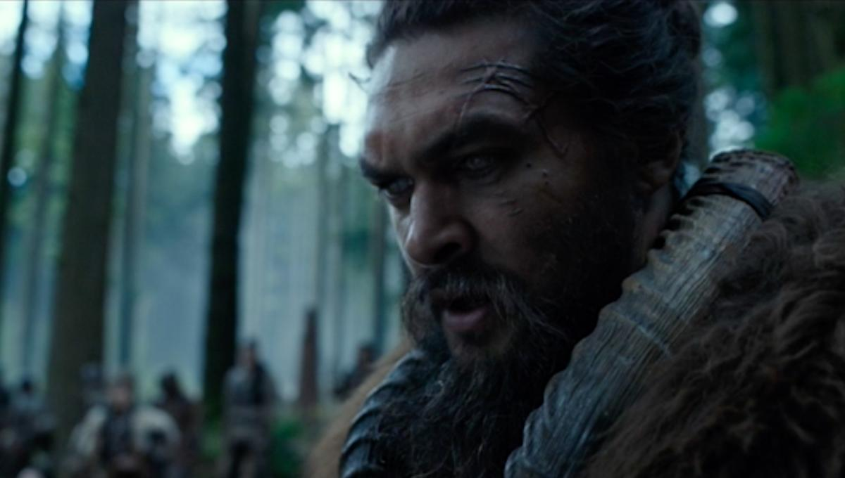 First trailer for Jason Momoa's 'See' on Apple TV+ imagines brutal future without eyesight