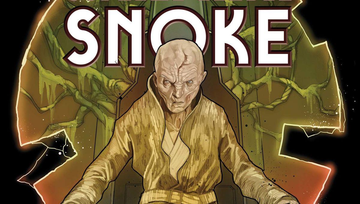 Marvel's Supreme Leader Snoke one-shot hints at new hope for Kylo Ren