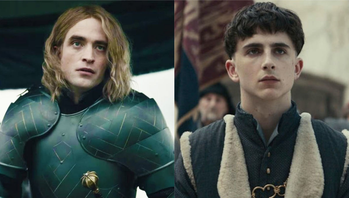 Pattinson vs. Chalamet: Battle of the Sad Boi Haircuts