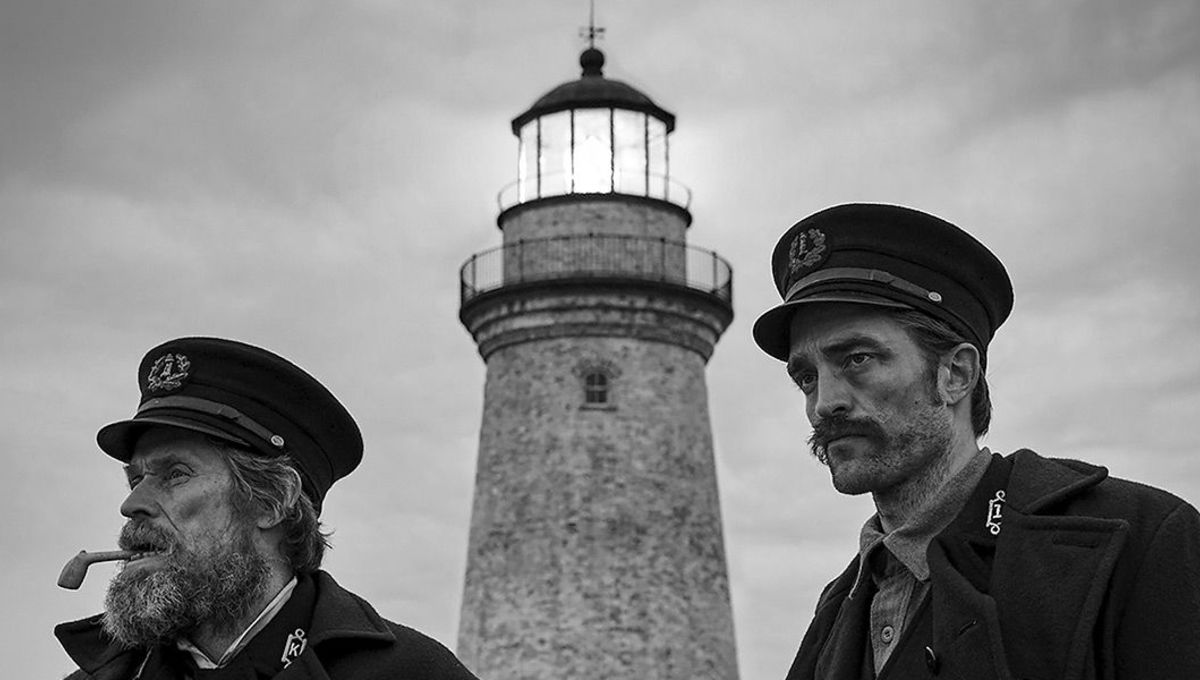 The Lighthouse, a film where Robert Pattinson gets it on with a mermaid, may be the best of 2019