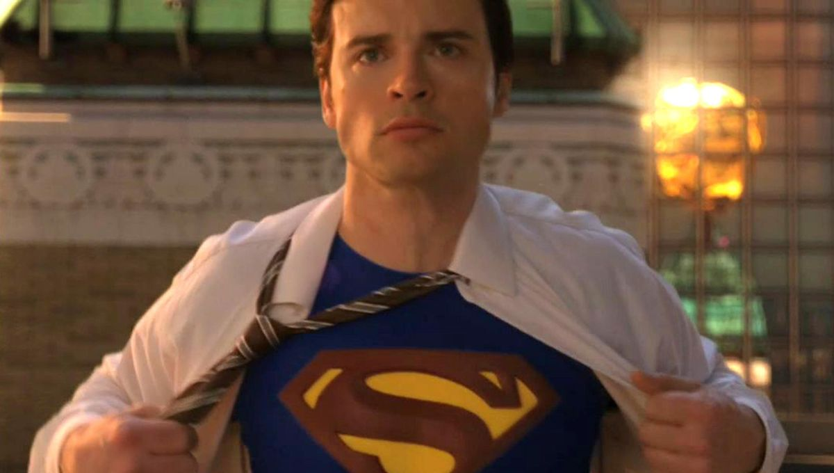 Smallville's Tom Welling will return as Superman for The CW's Crisis on Infinite Earths