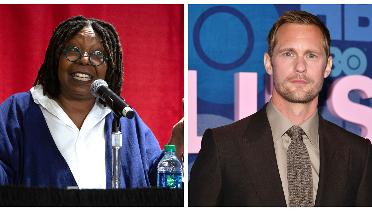 The Stand casts Whoopi Goldberg, Alexander Skarsgard as oppossing leaders of humanity