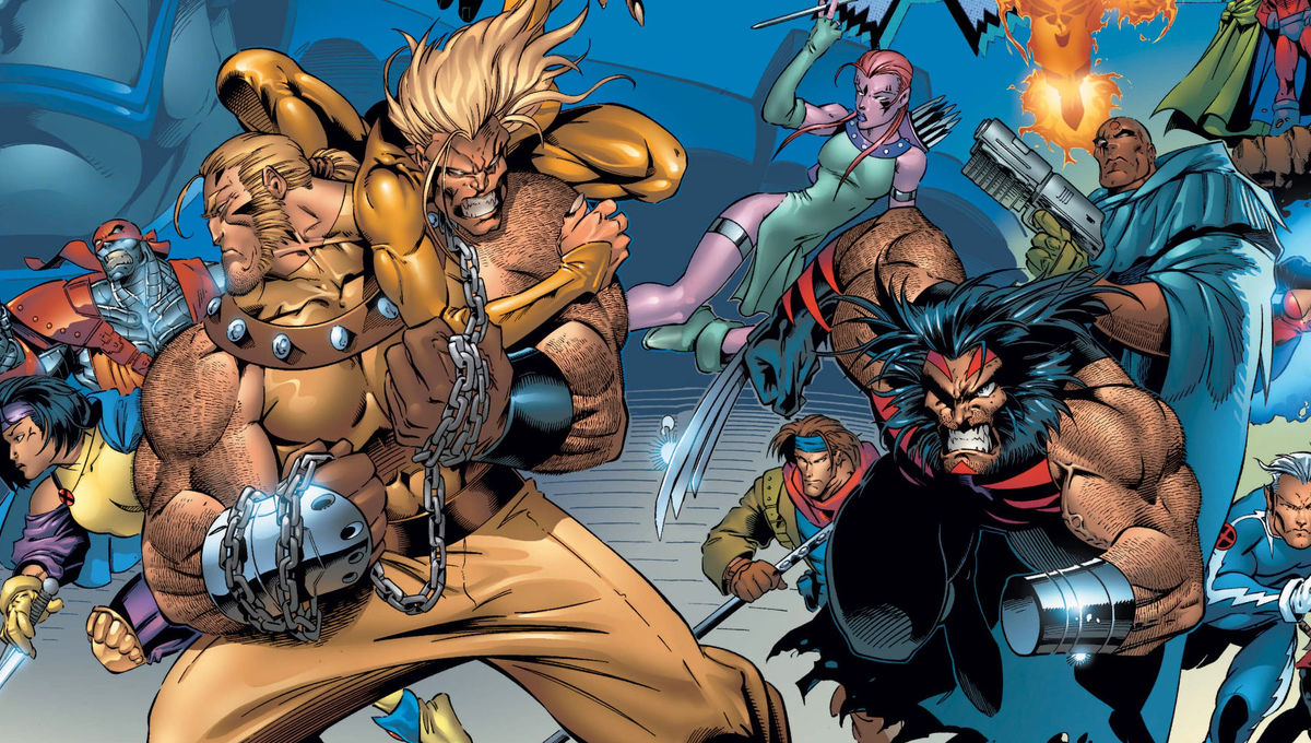 One for the Ages: An oral history of Age of Apocalypse, the X-Men's massive crossover, 25 years later