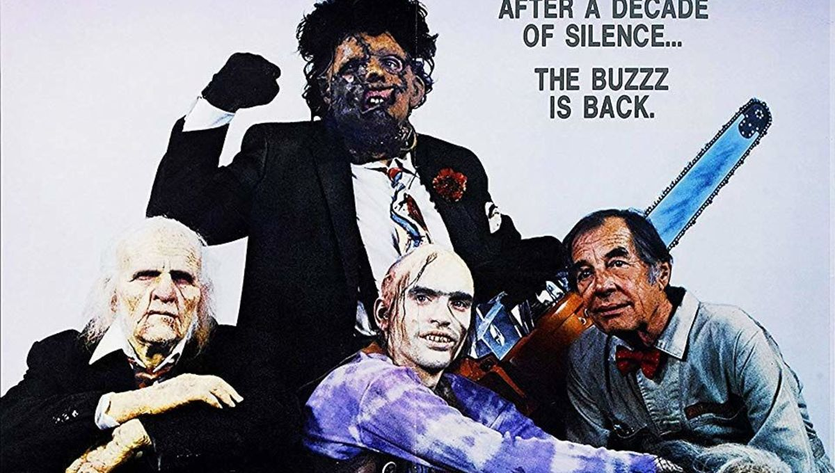 72 thoughts we had while watching The Texas Chainsaw Massacre 2