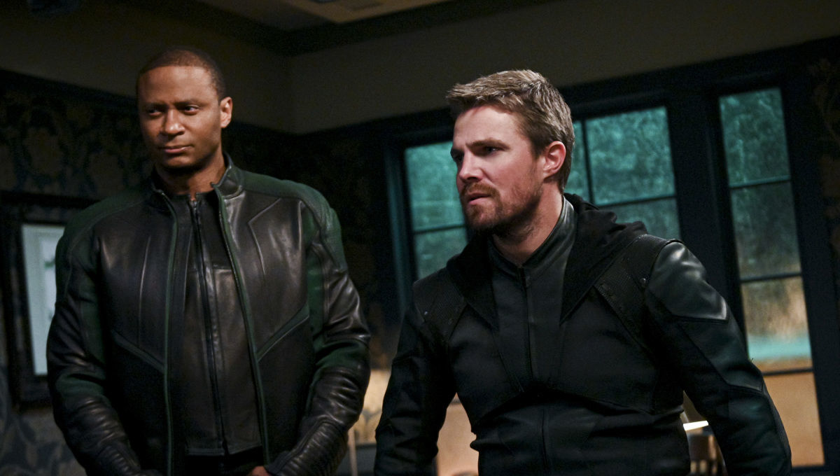Earth-2 really is gone as Oliver's Crisis mission heads to Hong Kong in the latest Arrow
