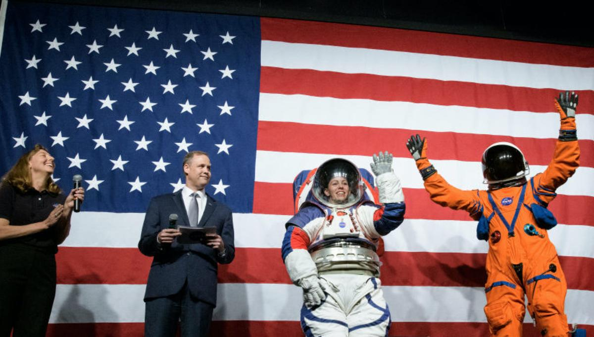 NASA and Under Armour unveil stylish new spacesuits for Earth orbit, moon, and Mars