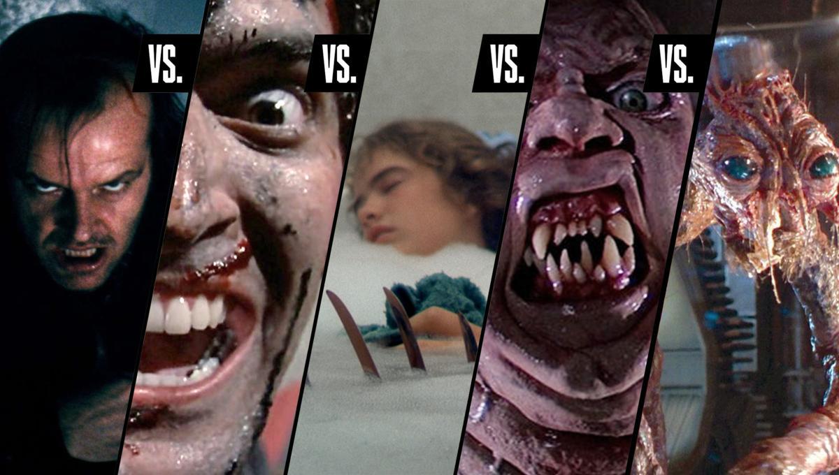 Debate Club: The 5 best '80s horror movies